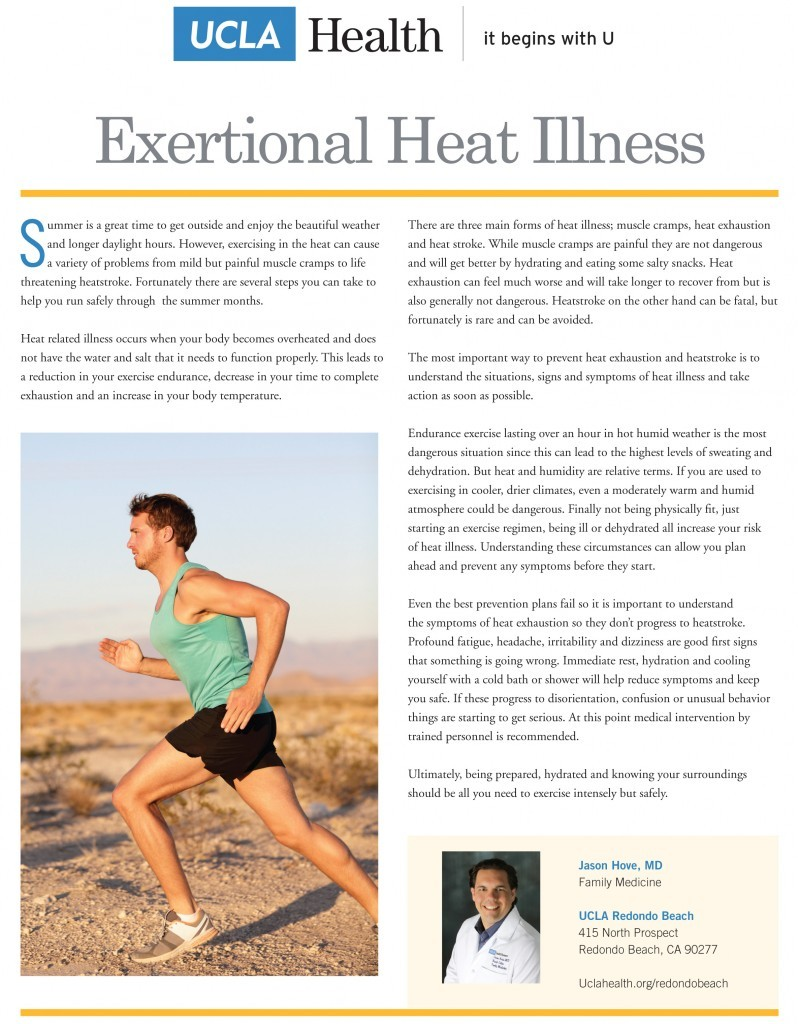 exertional heat
